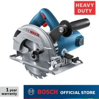 Bosch Circular Saw / Gergaji Sirkel Listrik 165mm 1200Watt GKS 600