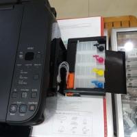 TERBAIK PRINTER CANON PIXMA MP287 / MP 287 INFUS MULTI FUNCTION ALL IN