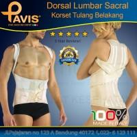 PAVIS Korset Tulang Belakang 555 atau TLSO atau Spinal Brace MADE