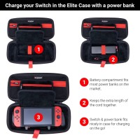Satisfye Switchgrip Pro Elite Bundle Nintendo Switch