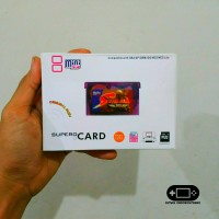Mini Super Card Nintendo Gameboy Advance GBA SP Micro Memory Card