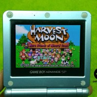 Kaset GBA Gameboy Advance SP Micro Harvest Moon
