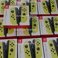 Jual PALING MURAH Nintendo Switch JoyCon L R Neon Yellow Limit