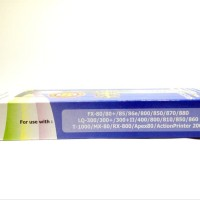 Printech SO15264 8750 Ribbon Catridge EPSON LX-300 LX-800