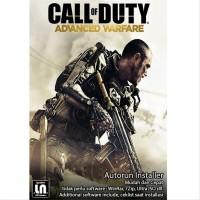 Call of Duty Advanced Warfare - PC DVD Game Not Original