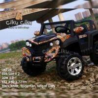 Mobil Mainan Aki UNIKID Jeep UK725 mobil aki mainan anak