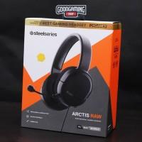 Unik Steelseries Arctis RAW Edition Gaming headset Berkualitas