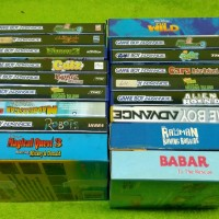 Kaset Gameboy Advance GBA SP Micro GBM NDS Lite Bagian 7