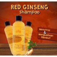 Red gingseng sampoo Bpom Original