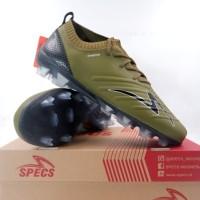 Sepatu Bola Specs Swervo Galactica Elite FG Seargant Green 101300 Ori