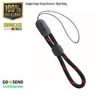 Rearth Ringke Gadget Finger Strap Paracord Lanyard Gantungan HP Ori