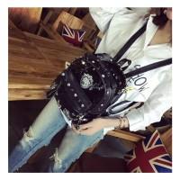 [Terbaru] Tas sequin backpack tas ransel wanita import 2020 trendy