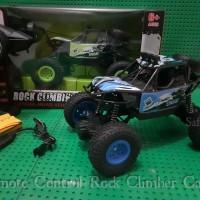 RC Mobil Rock Climbing Cart I mainan remote control