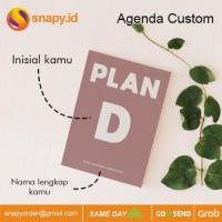 Cetak Agenda Custom   Notebook Custom Hardcover   Buku Planner - BINDING