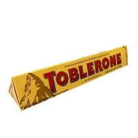Toblerone Milk Chocolate Coklat Susu 100 Gr