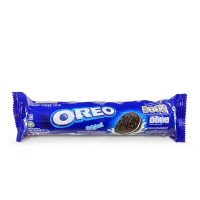 Oreo Chocolate Sandwich Cookies Vanilla 133 Gr (5 Pcs)