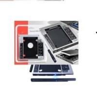 Hardisk Second Caddy Slim Hardisk Case 9.5mm SSD Sata For Laptop