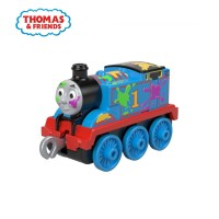 Thomas and Friends Trackmaster Paint Splat - Mainan Kereta Anak