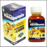 Walatra Hexabumin Asli Original - Penambah Nafsu Makan Anak - Vitamin