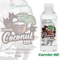 VCO Virgin Coconut Oil Minyak Kelapa Murni 100% Our Garden 500 ml