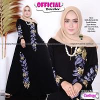 Busana Muslim Baju Gamis Wanita Official Maxi Modern Murah Terbaru