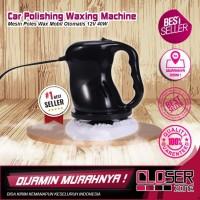 Mesin Poles Wax Mobil Otomatis Car Polishing Waxing Machine 12V 40W