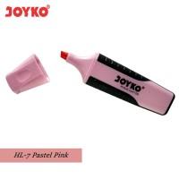 Joyko Highlighter HL-7 - Pink Pastel