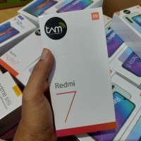 Xiaomi Redmi 7 3/32 GB Garansi Resmi TAM