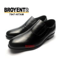 Sepatu Pantofel Pria Kulit Asli 7947