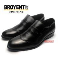 Sepatu Pantofel Pria Kulit Asli 7948