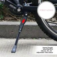 Standar aloy sepeda samping di tengah mbt,bmx,sepeda lipat,sepeda anak