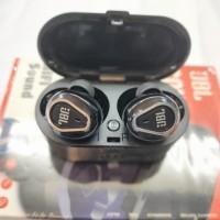 Headset Bluetooth JBL TK08 Earphone Wireless - Black