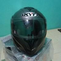 Helm KYT RRX Grey Metalic Modular/Flip Up bisa Full Face/Half Face
