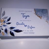 BOX 31x20x6 Cm KOTAK BRIDESMAID GROOMSMEN GIFT WEDDING TERMURAH