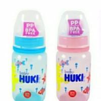 new botol huki warna BPA FREE 120 ML Botol Huki Warna 120ML