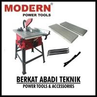 Mesin Table Saw Modern M610 / Mesin Potong Kayu 10 Inch Gergaji Kayu