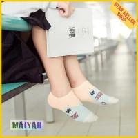 Kaos Kaki Pendek Wanita Tokyo Lucu kaus kaki Cewek Women Socks Import