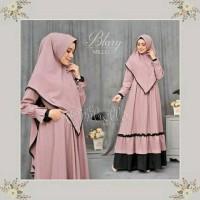 Baju gamis Syari wanita Jumbo Size XXL Gamis Pengajian BTARI A50 Maxi