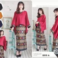 Irhasgunawan6 2212A Fashion Baju Outfit Pakaian Setelan Batik