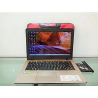Laptop Asus Vivobook A442U Core i5-8250U Ram 4GB HDD 1TB Murah Mulus