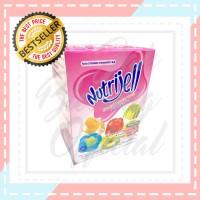 Nutrijell jelly Powder Rasa Strawberry 15g/sc