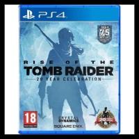 PROMO PS4 RISE OF THE TOMB RAIDER TERMURAH|BEST SELLER