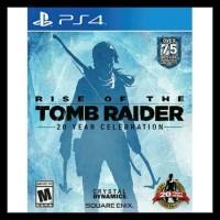 PROMO PS4 RISE OF THE TOMB RAIDER NEW TERMURAH|BEST SELLER
