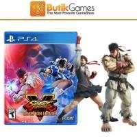 Street Fighter V 5 Champion Edition PS4 BD PS4 Kaset PS4 CD PS4