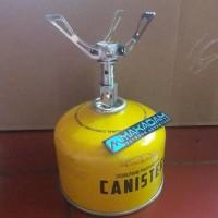 Jual Paket kompor camping ultralight tabung ul canister