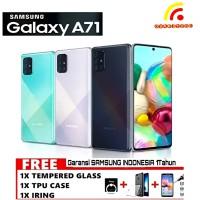 Samsung Galaxy A71 Ram 8/128GB Garansi Resmi SEIN