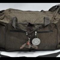 Tas Kipling Travel Lipat - Cokelat