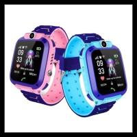 Smartwatch Sw - Q12 | Jam Tangan Anak Pintar Anti Air