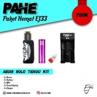 EJ33 Vape Paket Hemat Aegis Solo Tengu Kit