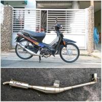 Knalpot Suzuki Crystal Stainless TNX Racing Product